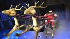 'Raymond Briggs' Father Christmas' on stage
